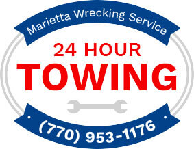 towing-badge